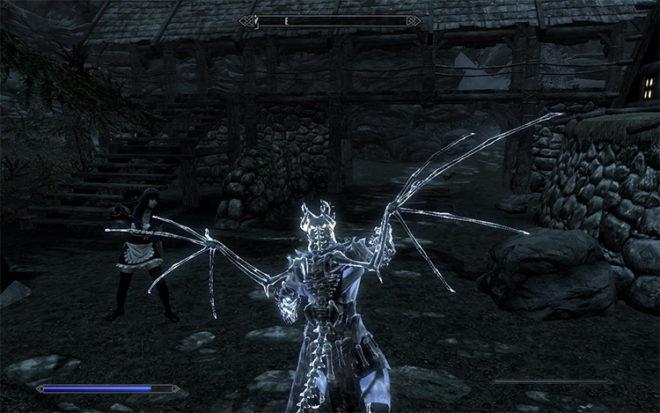 Dragon Lord Transformation