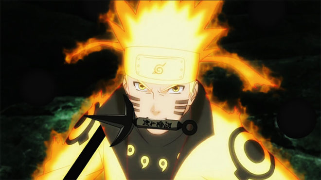 Naruto Sage of the Six Paths Moveset