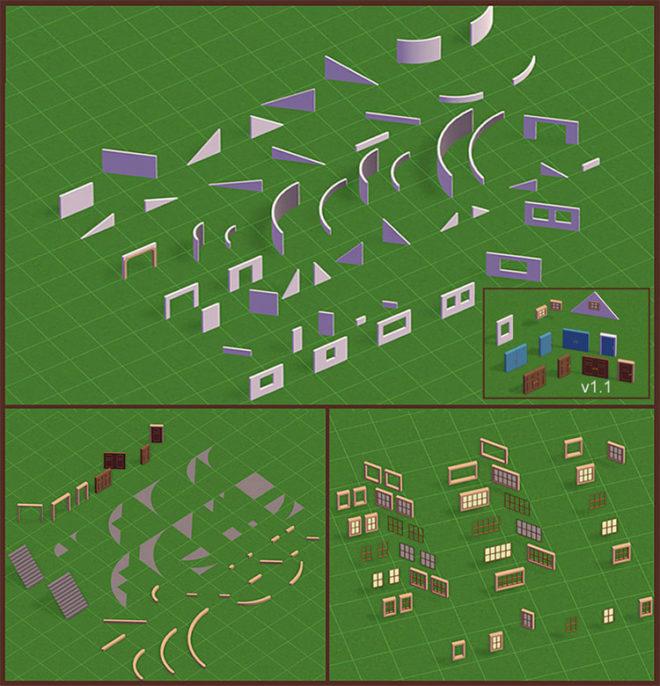 shyguy's Building Set 1