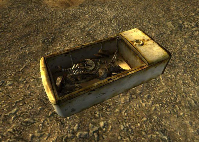 Холодильник, ставший могилой