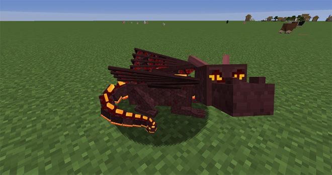 Dragon Mounts: Legacy