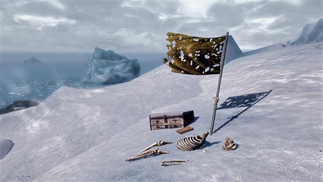Исследователь айсберга