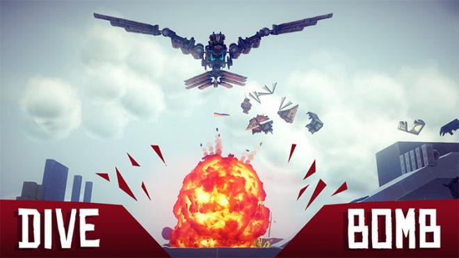 Bionic Chicken Hawk