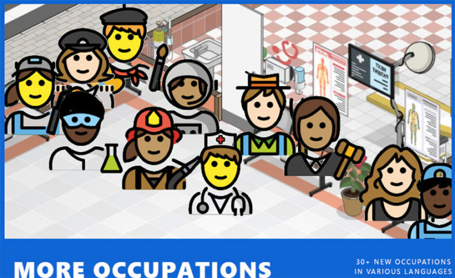 More Occupations