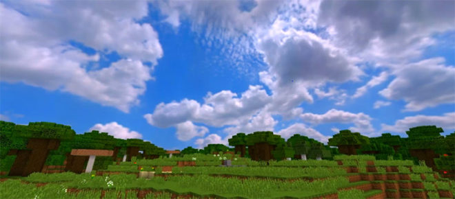 Realistic Sky