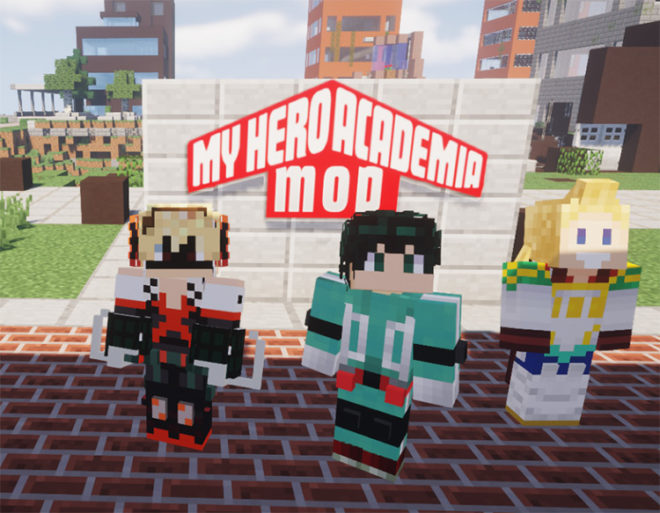 My Hero Academia Mod