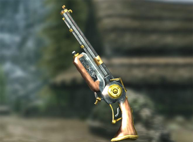 Dwemer Rifle