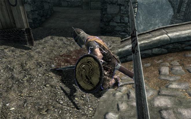 Shield enchantments