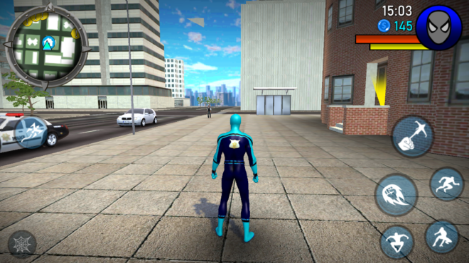 Power Spider 2
