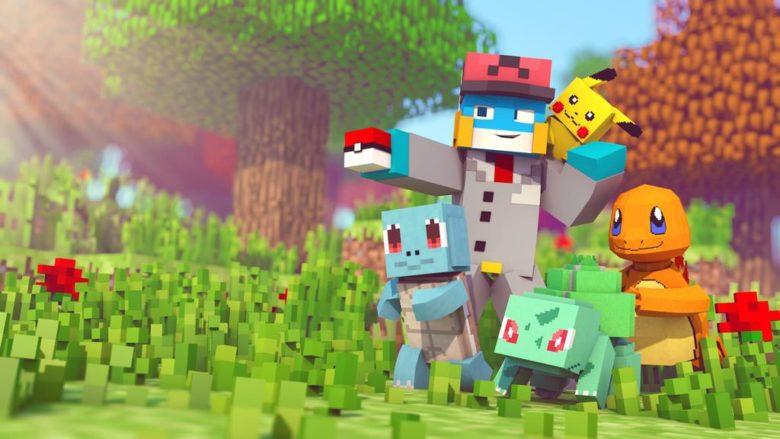 Лучшие моды на покемонов для Minecraft