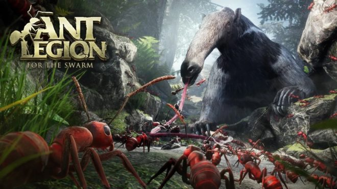 Ant Legion: For the Swarm