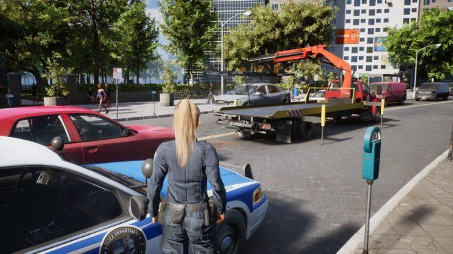 Police Simulator: Patrol Officers