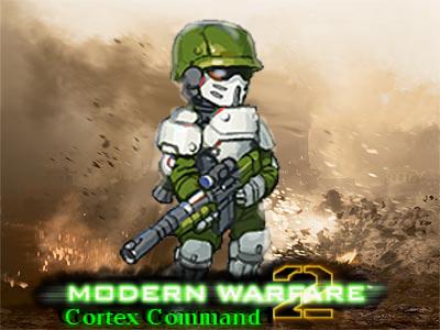 CC – Modern Warfare 2