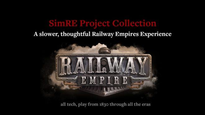 SimRE Map Pack – Slower Gameplay Scenarios