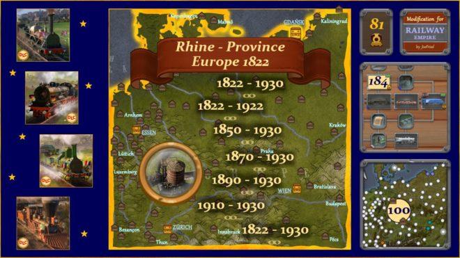 Rhine Province – Europe