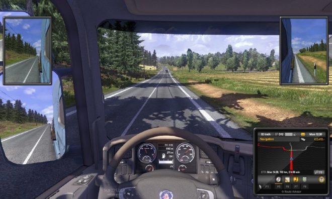 European Truck Simulator