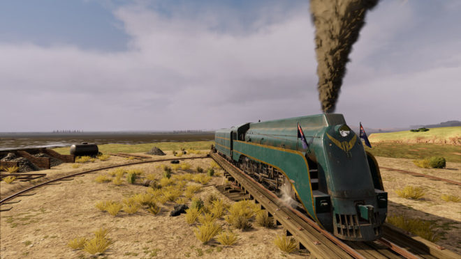 Weighty Trains