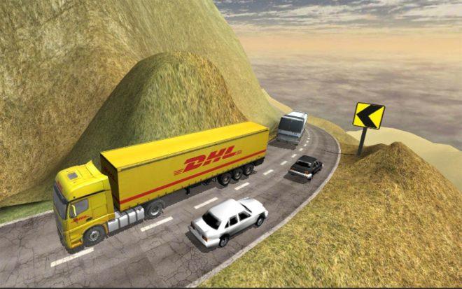 Down Truck Simulator