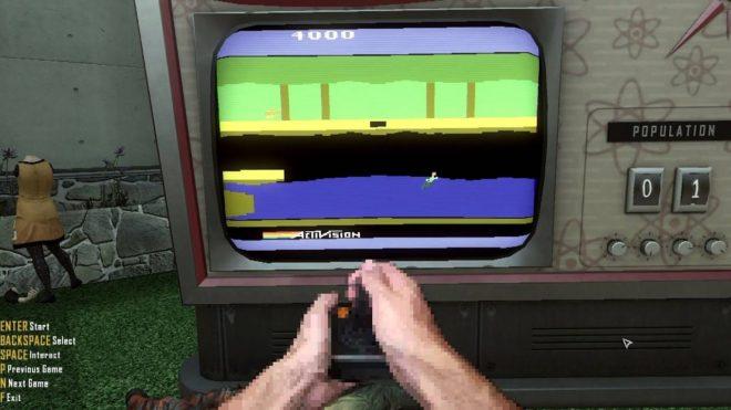 Восьмибитные игры от Activision