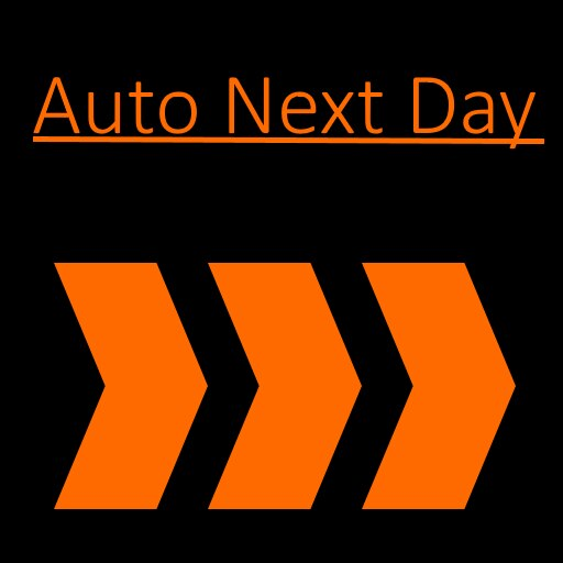 Auto Next Day