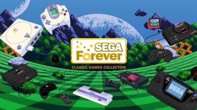 Игры Sega Forever