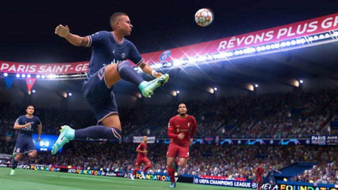 Серия FIFA