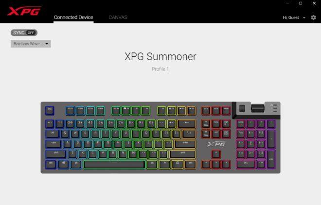 XPG Summoner