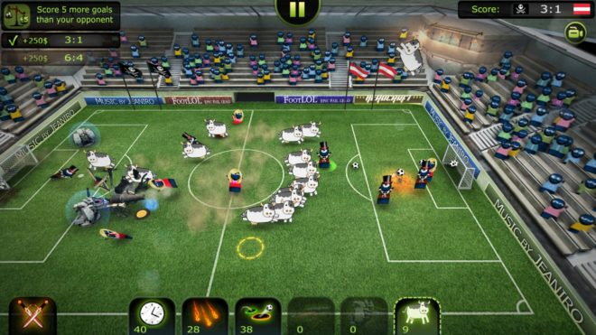 FootLOL: Epic Soccer League