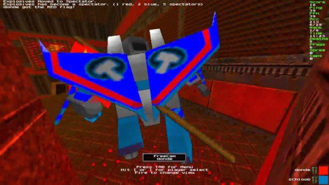 Transformers Quake 2