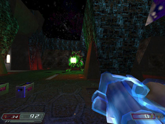 Quake II Evolved
