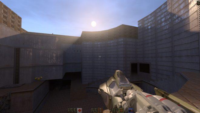 Quake 2 Weapons Remodel